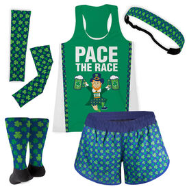 Pace The Race Running Outfit