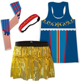 Fairest Of Them All Running Outfit