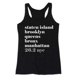 Women's Everyday Tank Top - Run Mantra - NYC