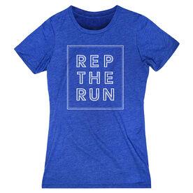 Women's Everyday Runners Tee - Rep The Run