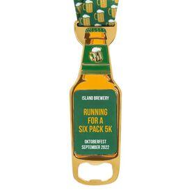 Bottle Opener Custom Race Medals
