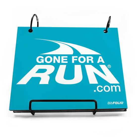 BibFOLIO® Race Bib Album - Gone For A Run