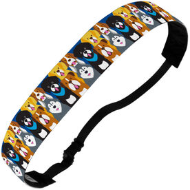 Athletic Juliband No-Slip Headband - Best Friends