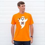 Running Short Sleeve T-Shirt - Faster Than Boo