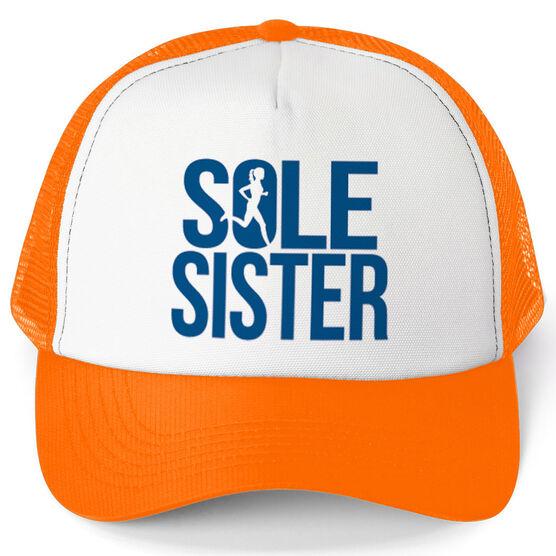 Running Trucker Hat - Sole Sister