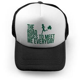 Running Trucker Hat - The Road Rises