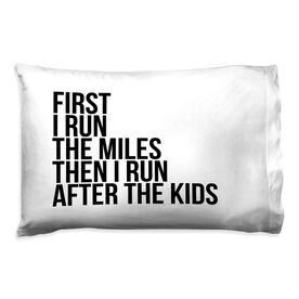 Running Pillow Case - Then I Run After The Kids