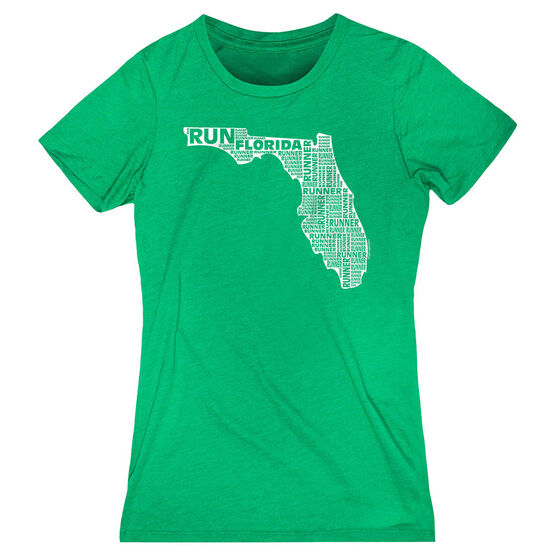 Women's Everyday Runners Tee Florida State Runner