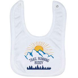 Running Baby Bib - Trail Running Buddy