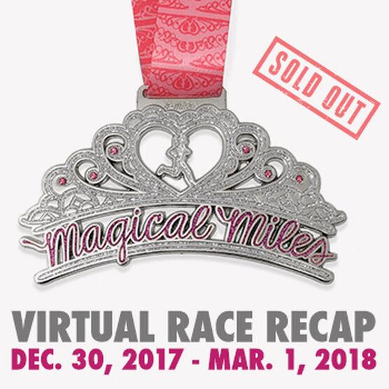 Virtual Race-Magical Miles Virtual 4 Miler-2018