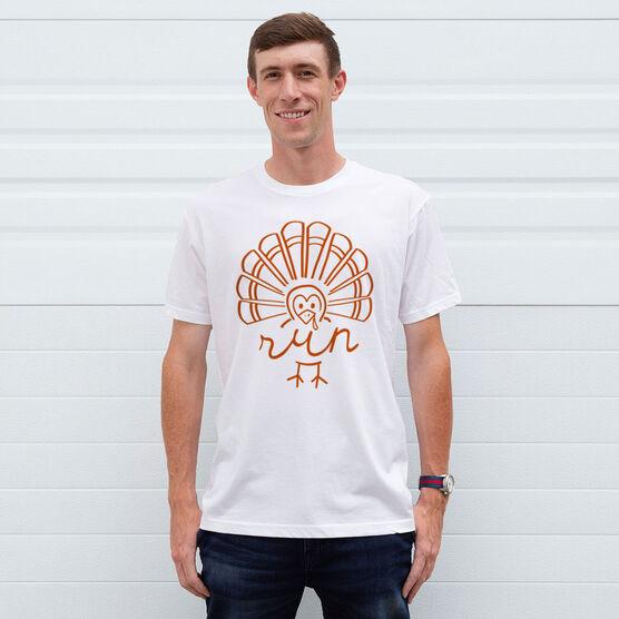 Running Short Sleeve T-Shirt - Runner Turkey