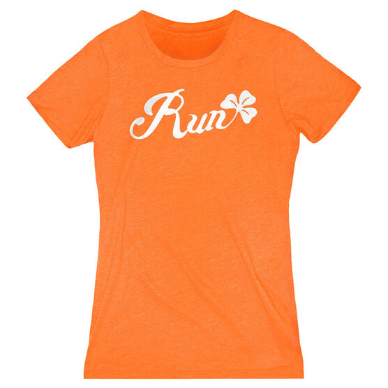 Women's Everyday Runners Tee Run Clover