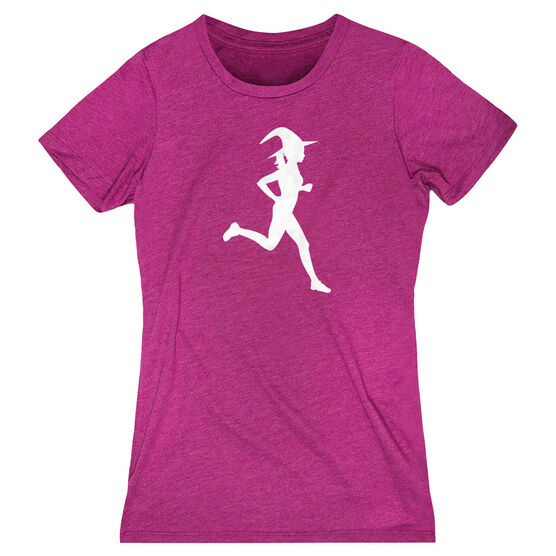 Women's Everyday Runners Tee - Runner Witch