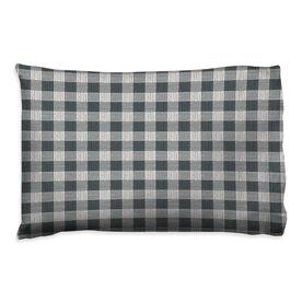 Running Pillowcase - Squares Gingham