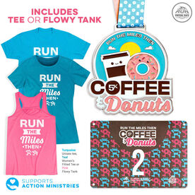 Virtual Race - Coffee & Donuts 5K (2020)