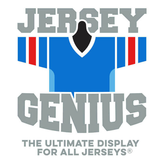 JerseyGenius® Race Shirt and Medal Display For Runners
