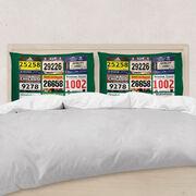Running Pillowcase - Custom Race Bib