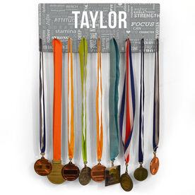Running Hooked on Medals Hanger - Running Inspiration