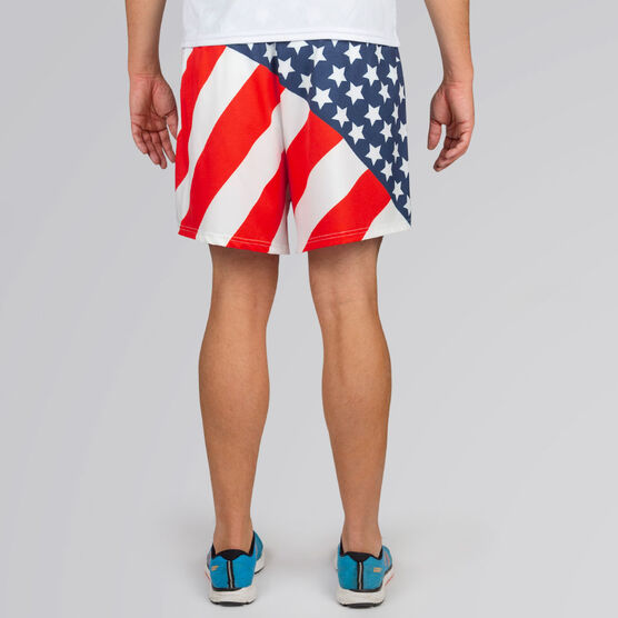 Guys Running Shorts - Run Free