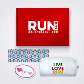 RUNBOX™ Gift Set - Live Love Run