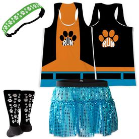 Silly Dog Running Outfit