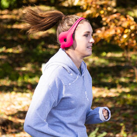Running AirMUFFS Ear Muffs - Pink