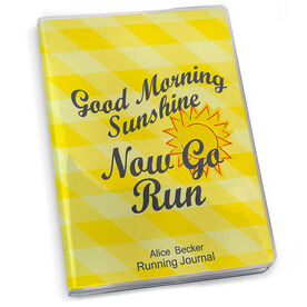 GoneForaRun Running Journal - Good Morning Sunshine