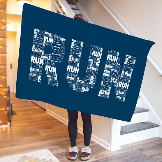 Running Premium Blanket - RUN