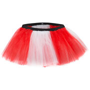 Runners Tutu - Red and White