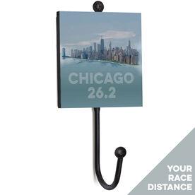 Running Medal Hook - Chicago Sketch