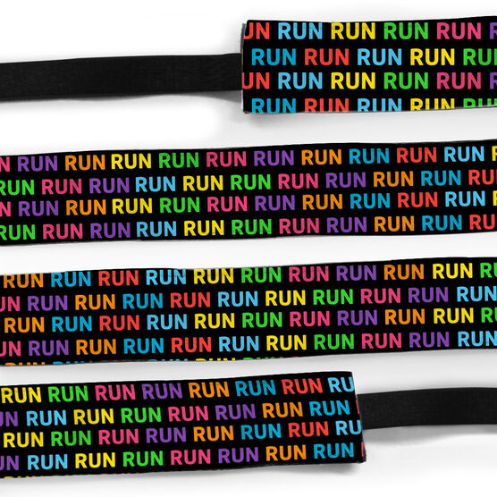 Running Juliband No-Slip Headband - Run Pattern