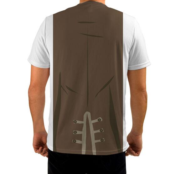 Men's Running Customized Short Sleeve Tech Tee Pirate