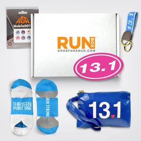 RUNBOX Gift Set - Half Marathon Girl