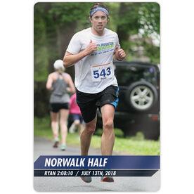 """Running 18"""" X 12"""" Wall Art - Classic Vertical Photo"""