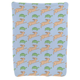 Baby Blanket - Tortoise And The Hare