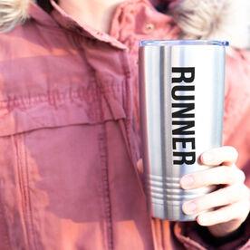 Running 20 oz. Double Insulated Tumbler - Runner
