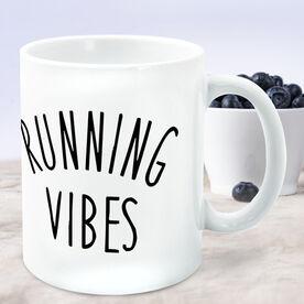 Running Coffee Mug - Running Vibes