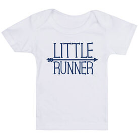 Running Baby T-Shirt - Little Runner