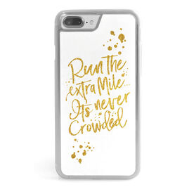 Running iPhone® Case - Run The Extra Mile