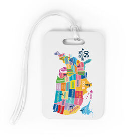 Running Bag/Luggage Tag - Run 50