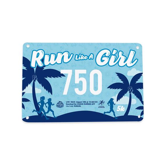 Virtual Race - Run Like a Girl 5K (2018)