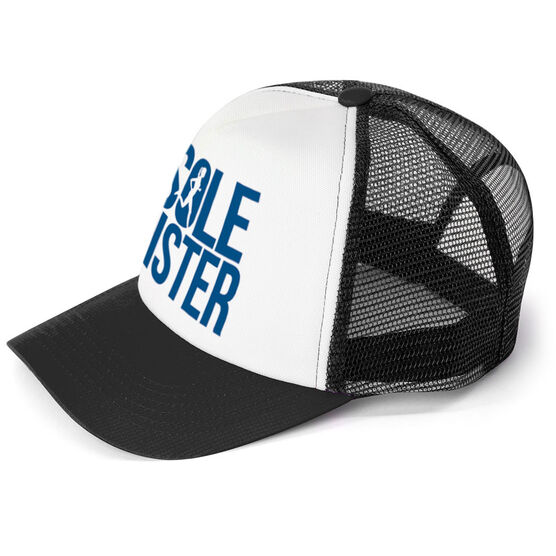 Running Trucker Hat - Sole Sister