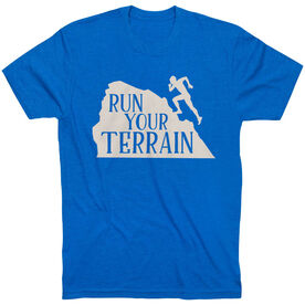 à bas prix ceb5d 75b7d Men's Short Sleeve Running T-Shirts, Runner's Tees