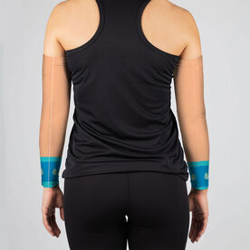 Running Printed Arm Sleeves - Arabian Princess