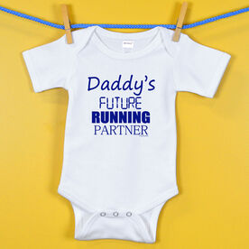 Baby One-Piece Daddy's Future Running Partner