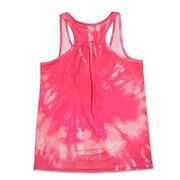 RunTechnology® Performance Tank Top - I Run To Burn Off The Crazy Tie-Dye