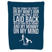 Running Baby Blanket - Laid Back