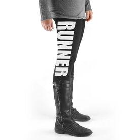 Runner's High Print Leggings Runner