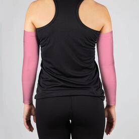 Running Printed Arm Sleeves - Run. Walk. Crawl. FINISH!