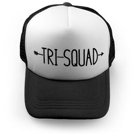 Triathlon Trucker Hat - Tri Squad